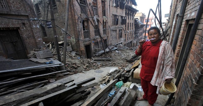 Bleak prospects for injured survivors of Nepali quake