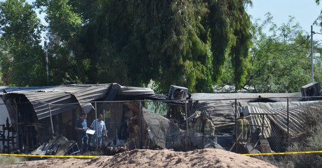 16 dead, 5 injured in nursing home fire in northern Mexico