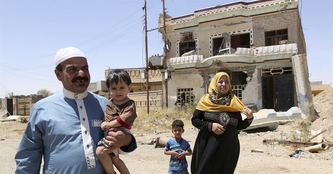 UN says more than 3 million Iraqis displaced by IS, fighting