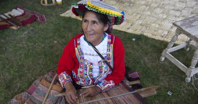 Peru's culture showcased in Smithsonian Folklife Festival