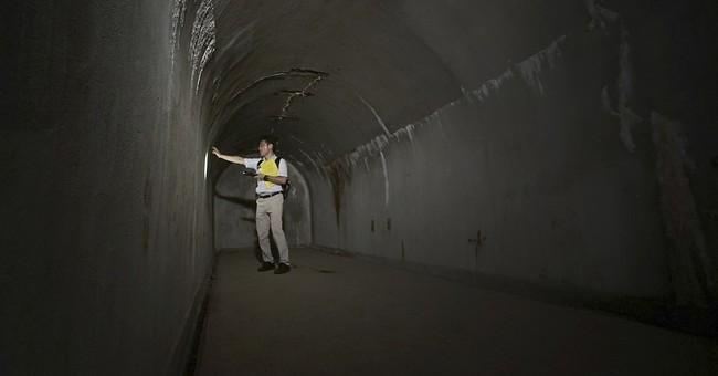 Japan's secret navy bunker gives glimpse of war's final days