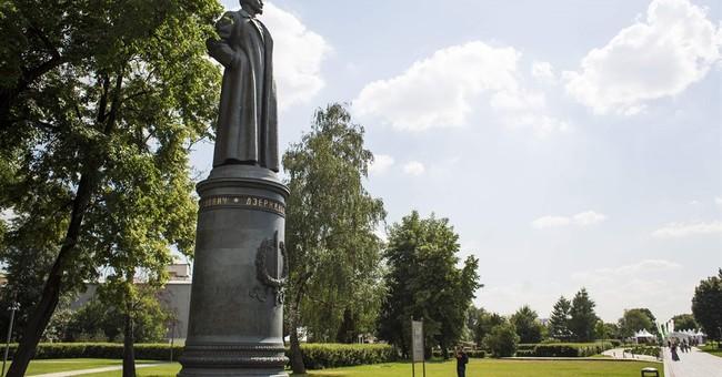 Bid to restore Soviet-era Moscow statue raises controversy