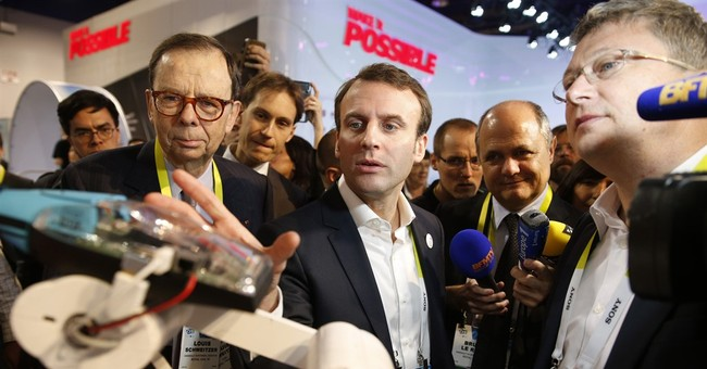 Biz-friendly France? Economy chief in US to seek investment