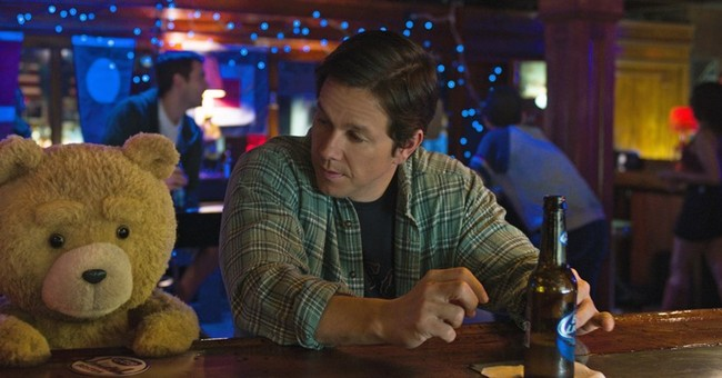 Review: Overstuffed plot spoils irreverent, silly 'Ted 2'