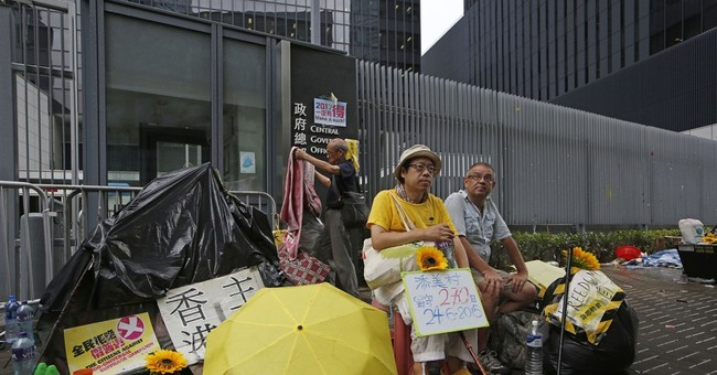 Image of Asia: Last of Hong Kong pro-democracy protests gone