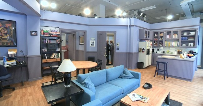 Hulu recreates Seinfeld apartment as it releases episodes