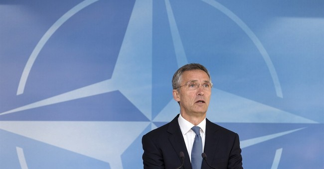 EU leaders, NATO meet on how to cooperate better