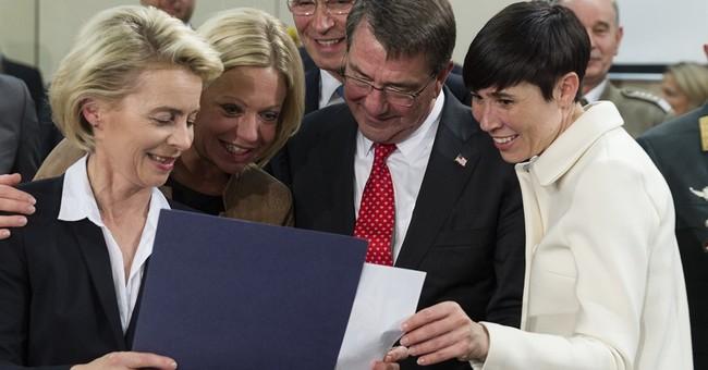 Carter: NATO must bolster cyberdefense