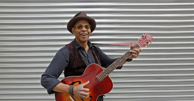 From Belafonte to the blues: Guy Davis' uncommon life