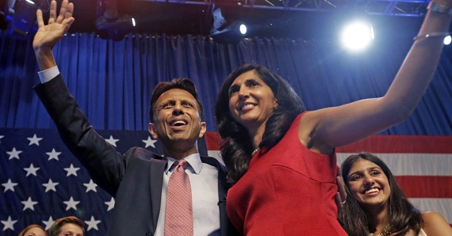 Now Louisiana Gov. Bobby Jindal is in the Republican race