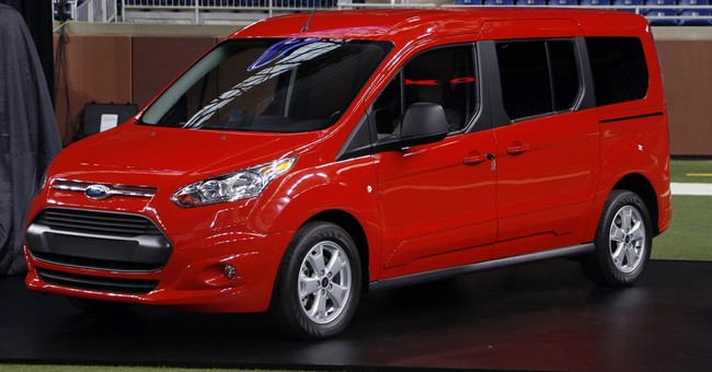 Ford Motor recalls vans, SUVs over panel, seat belt issues