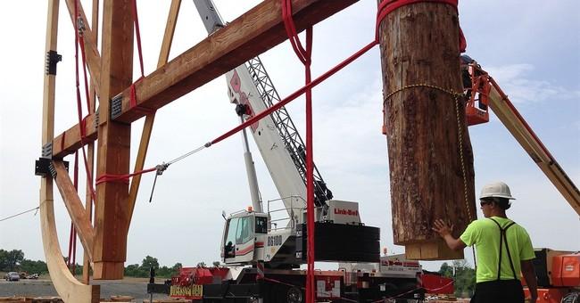 Noah's big biblical boat being built as Kentucky attraction