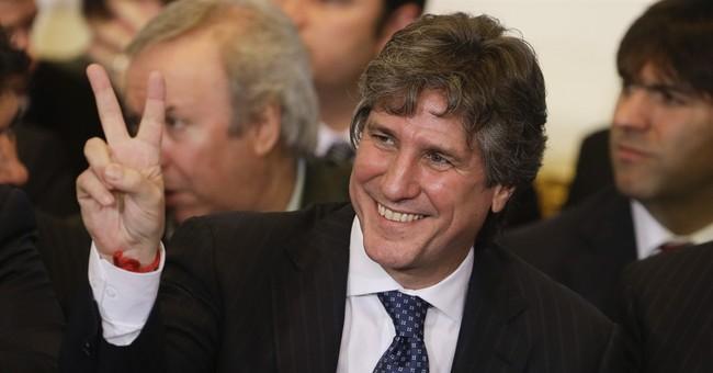 Top Argentine appeals court confirms bribery case against VP