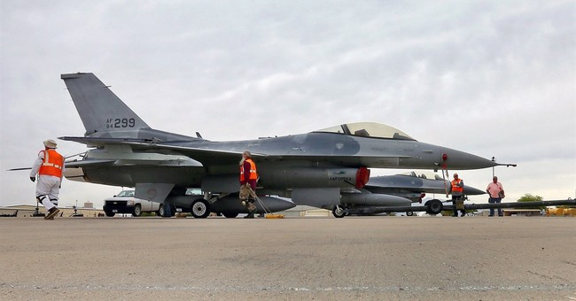 Iraqi pilot flew military plane that crashed in Arizona