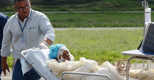 Mother, baby rescued 4 days after Colombia plane crash