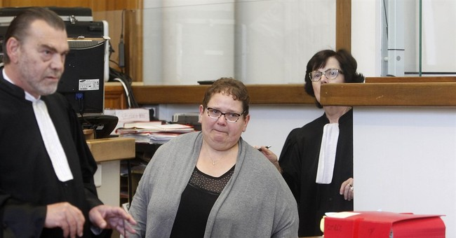 French woman goes on trial for deaths of 8 of her babies