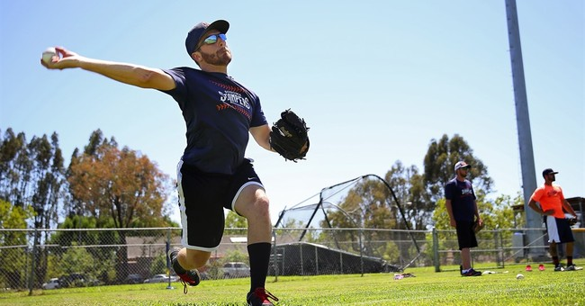 Baseball squad makes history with first openly gay pro