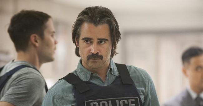 'True Detective' puts Colin Farrell, a true actor, on duty