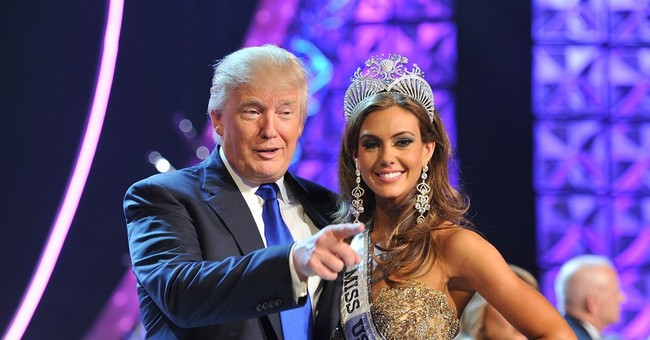 Univision dropping Miss USA pageant over Trump comments