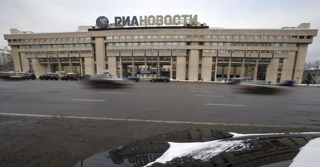 Europe seeks to counter Kremlin success pushing world view