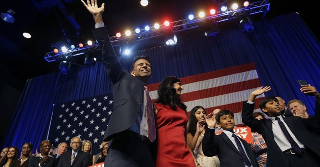 Jindal announcement light on Louisiana's elected officials