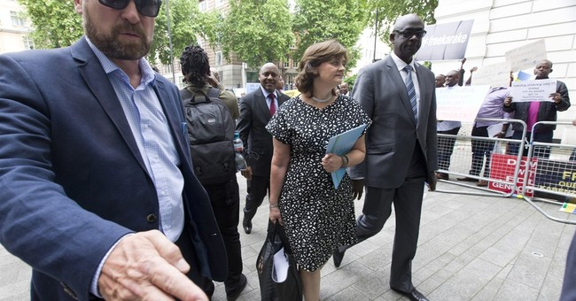 Rwandan general refuses extradition to Spain from UK