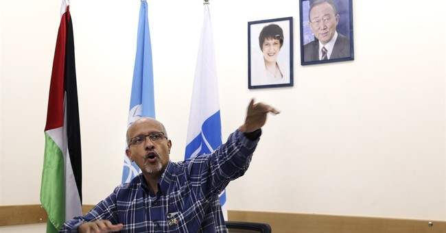 AP Interview: Gaza rebuilding moving at 'snail's pace'