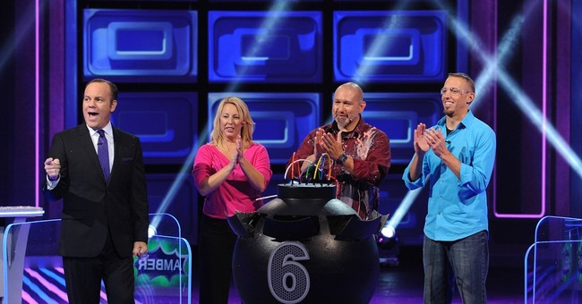Fox's 'Boom!' is trivia game show with a messy twist