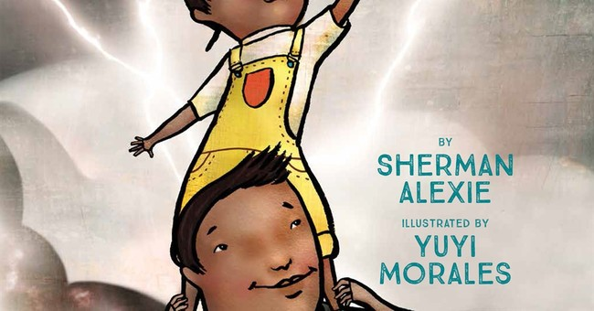 Sherman Alexie explores new realm with picture book