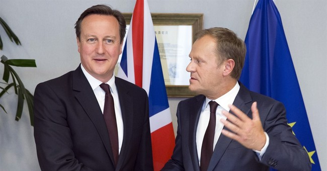 EU warns Britain that its fundamental values 'not for sale'
