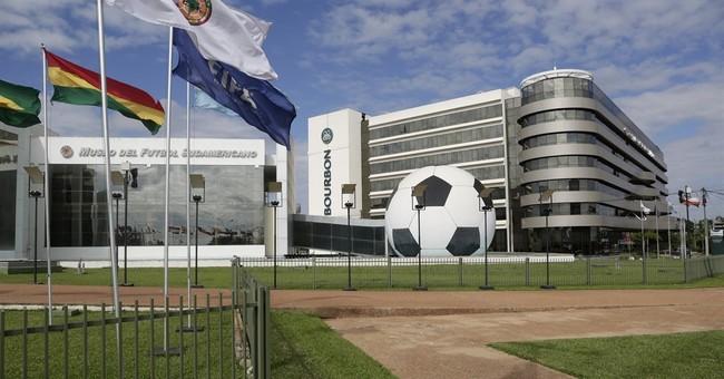 Paraguay revokes immunity for soccer headquarters