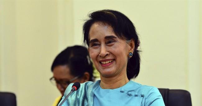 Myanmar's parliament blocks changes to constitution