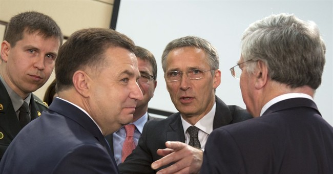 NATO: Risk of return to heavy fighting in Ukraine