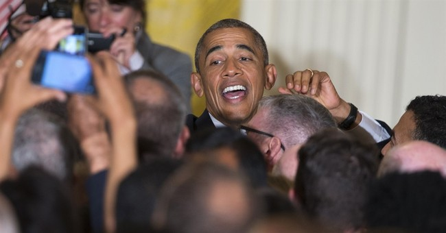 Conservatives to the rescue: Obama's health care, trade wins