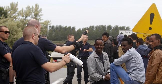EU leader urges crackdown on 'illegal migration'