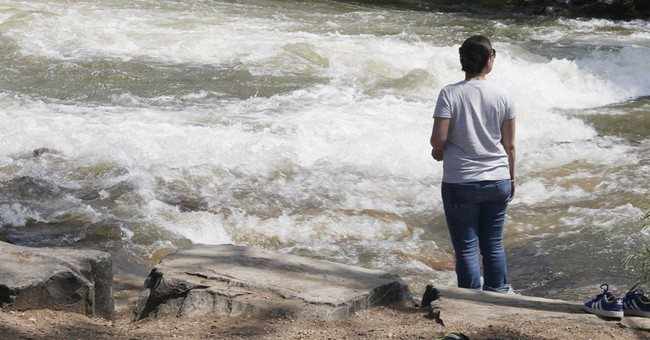 Swollen Colorado rivers force rafters to seek calmer waters
