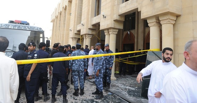 Police arrest Kuwaiti national, others for mosque bombing