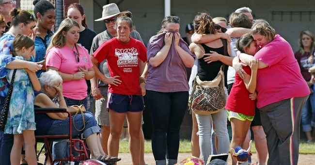 Charges in Oklahoma bus crash that killed softball players