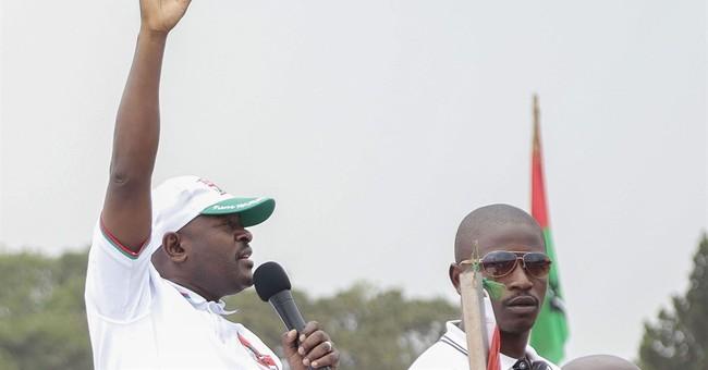 Burundi: 2 killed in overnight attacks blamed on the police