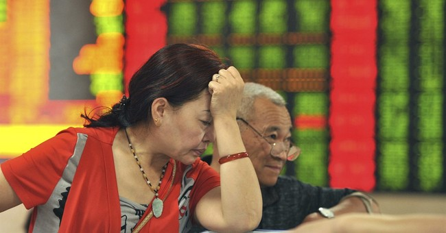 Chinese stocks drop, but impact in US is seen as limited