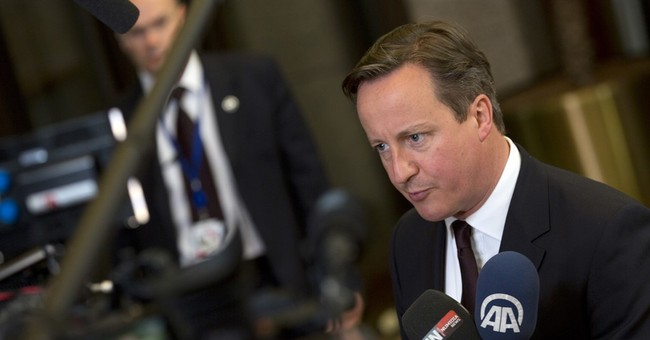 British bid underway to revamp relationship with EU