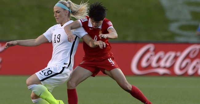 US defeats China 1-0, plays Germany in World Cup semifinals