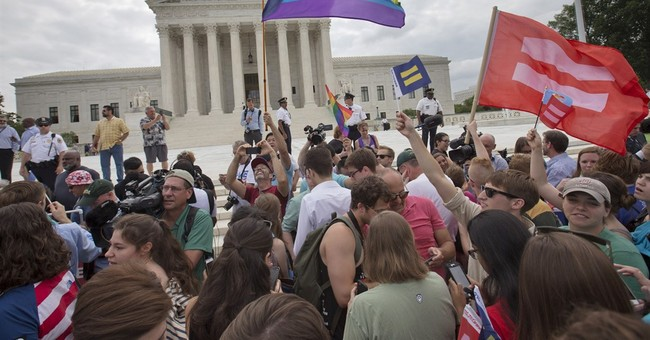 Tears and sniffles in courtroom as gay marriage ruling read