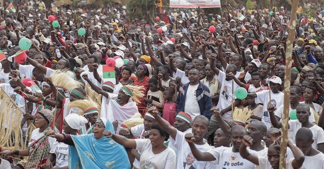 Burundi envoy says elections will go ahead