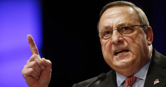 Some in GOP fed up with Maine's bombastic governor