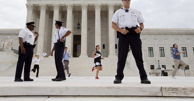 Decisions in last 3 Supreme Court cases expected Monday
