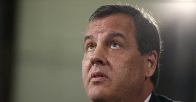 NJ Gov. Christie goes live with presidential campaign site