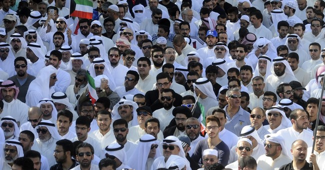 Kuwait names Saudi man as suicide bomber in mosque attack