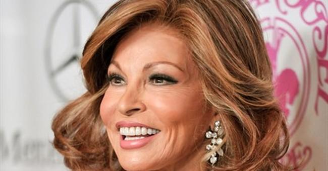 Raquel Welch talks Hispanic pride, refusal to change name