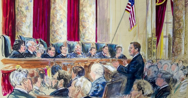 Liberal justices prevail in high-profile Supreme Court cases